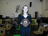 Lisa - Most Improved Player 2001