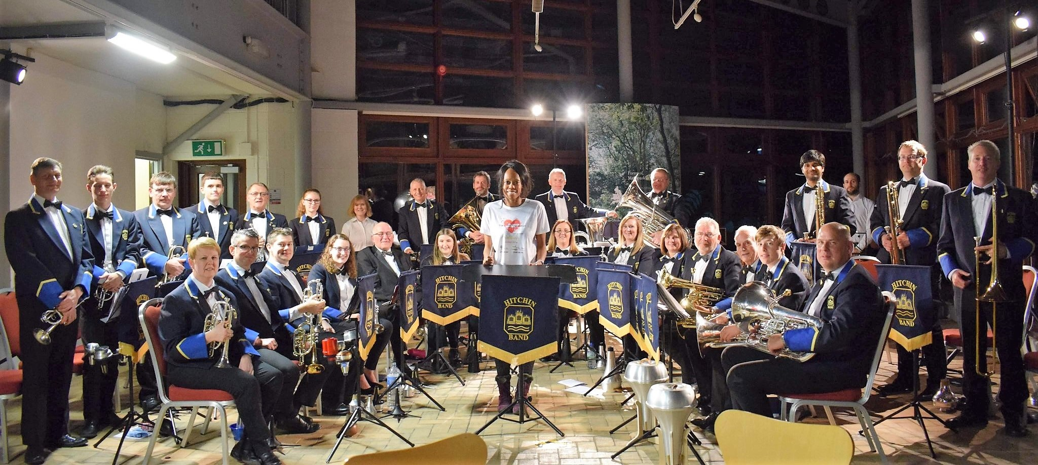 Forest Centre - Lewis Foundation Concert 2019